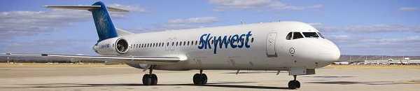 Skywest f100